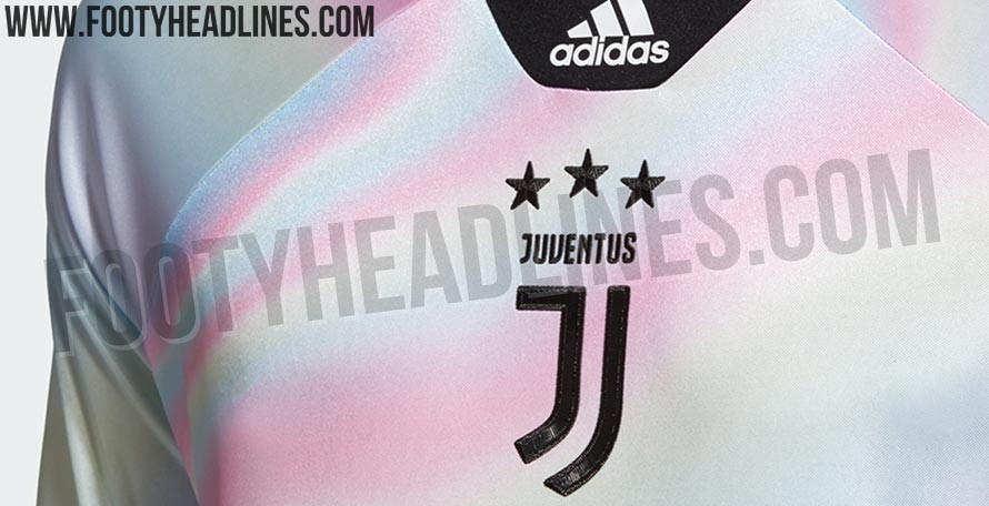 best cheap 91601 407e9 INSANE Adidas x EA Sports Juventus special-edition kit leaked