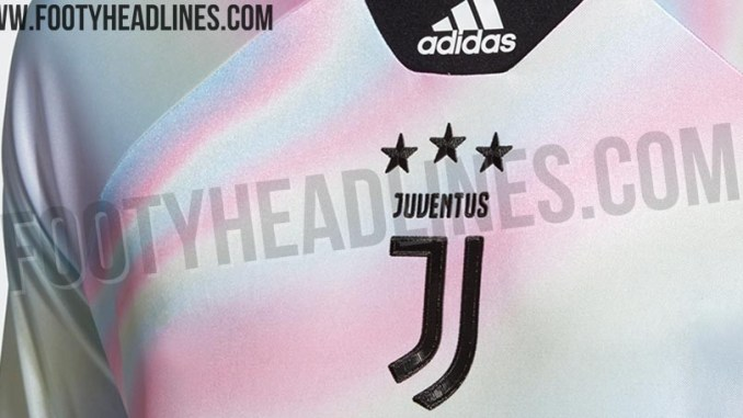 3830f6f29 INSANE Adidas x EA Sports Juventus special-edition kit leaked