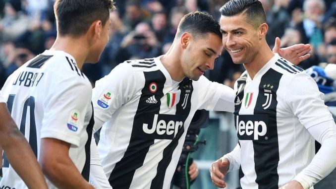 Juventus Squad For Bologna