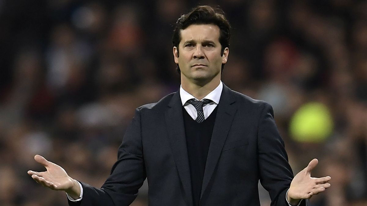 Solari talks about Isco and Navas' situation