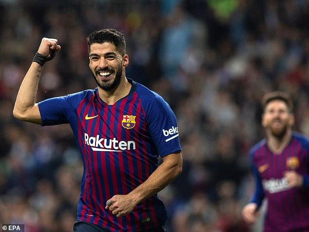 Suarez's successor will cost Barca €60m