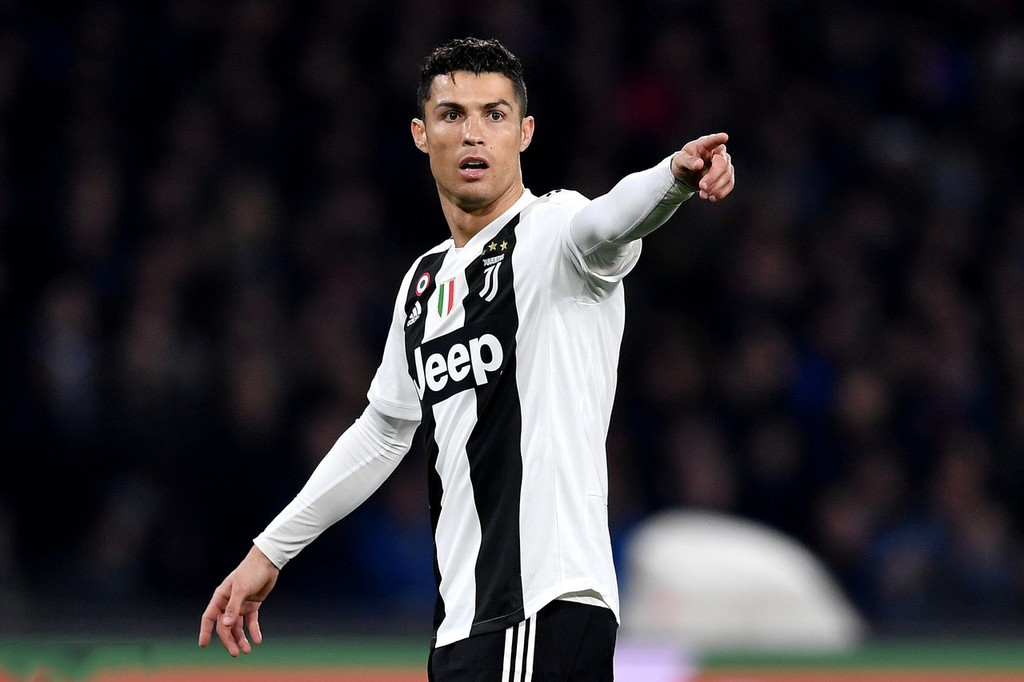 Napoli President: 'Ronaldo didn't help Juventus win the Champions League'