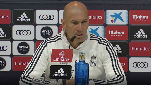 Zidane tells which title is more important  for next season