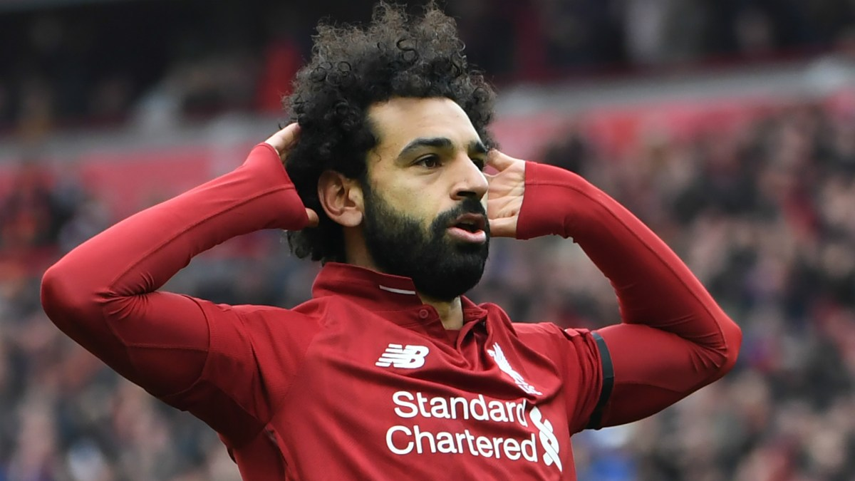 Salah set for Real Madrid transfer after falling out with Klopp