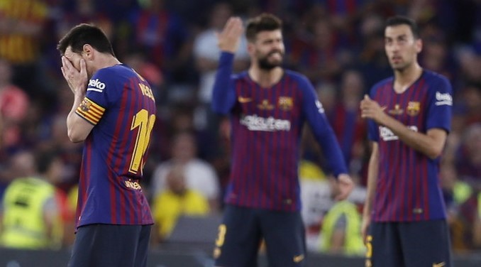 Valverde, Rakitic, Coutinho & co must take blame for Barca's Copa humiliation