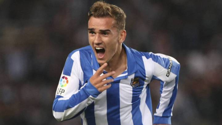 Real Sociedad rubbing their hands over Griezmann windfall