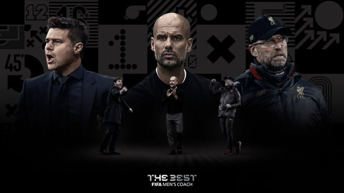 Image result for the best fifa men's coach 2019