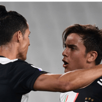 Cristiano Ronaldo has his jewel Dybala