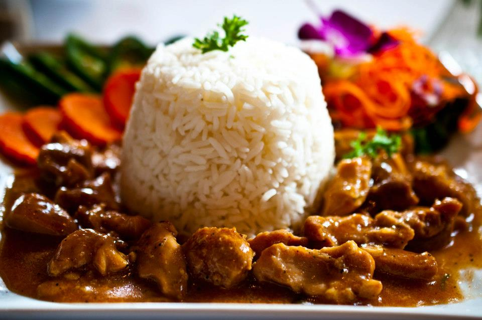 Try Low-Calorie Thai Food