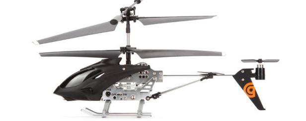 helo touch controlled helicopter image