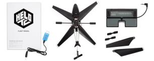 helo touch app controlled helicopter