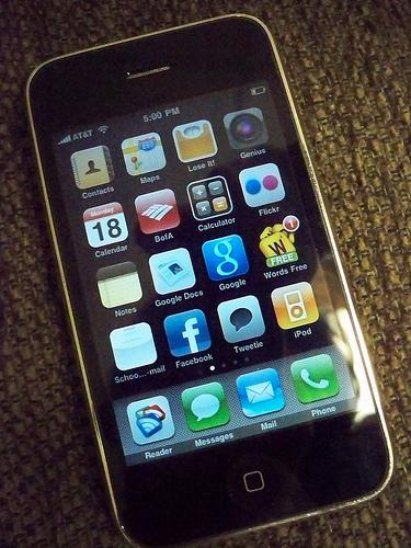 most used apps for iphone