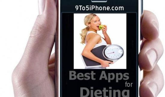 iphone apps for dieting