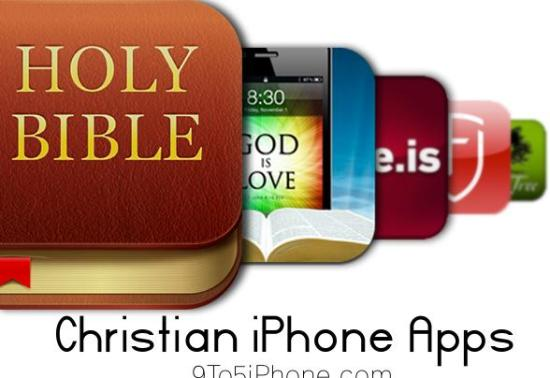 iphone apps for christians