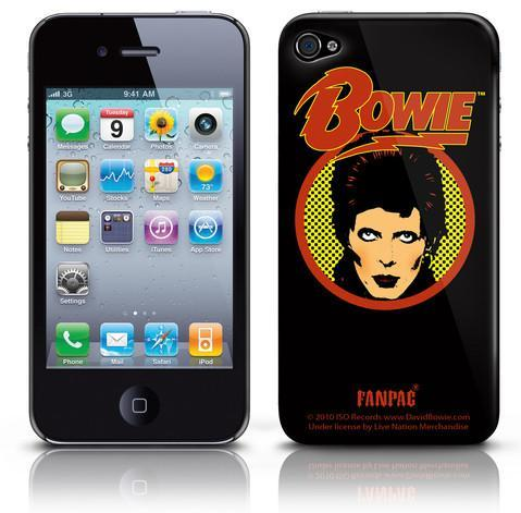 david bowie iphone cover