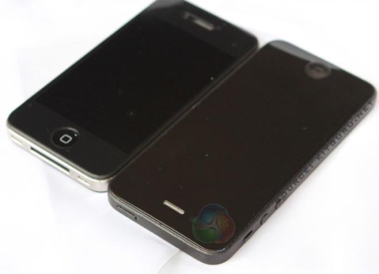 iphone 5 and iphone 4s size comparison