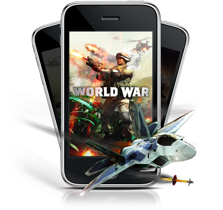war games for iphone