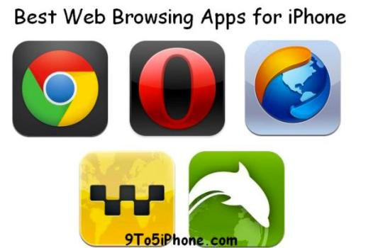 best web browser apps for iphone