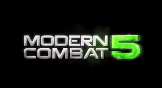 modern combat 5 for ios