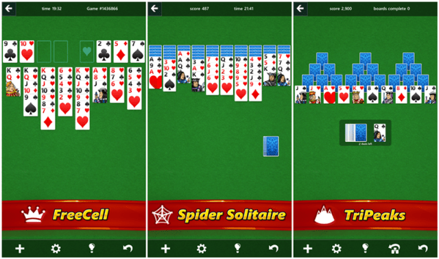 microsoft-solitaire-card-game-on-android-ios-gameplay
