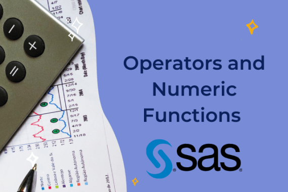SAS Numeric functions and Operators