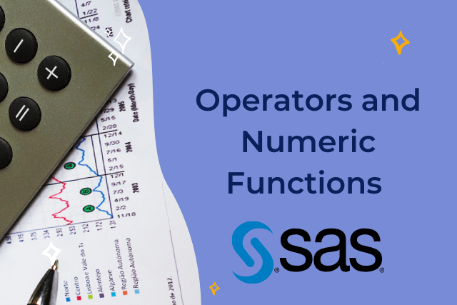 Operators and Numeric Functions