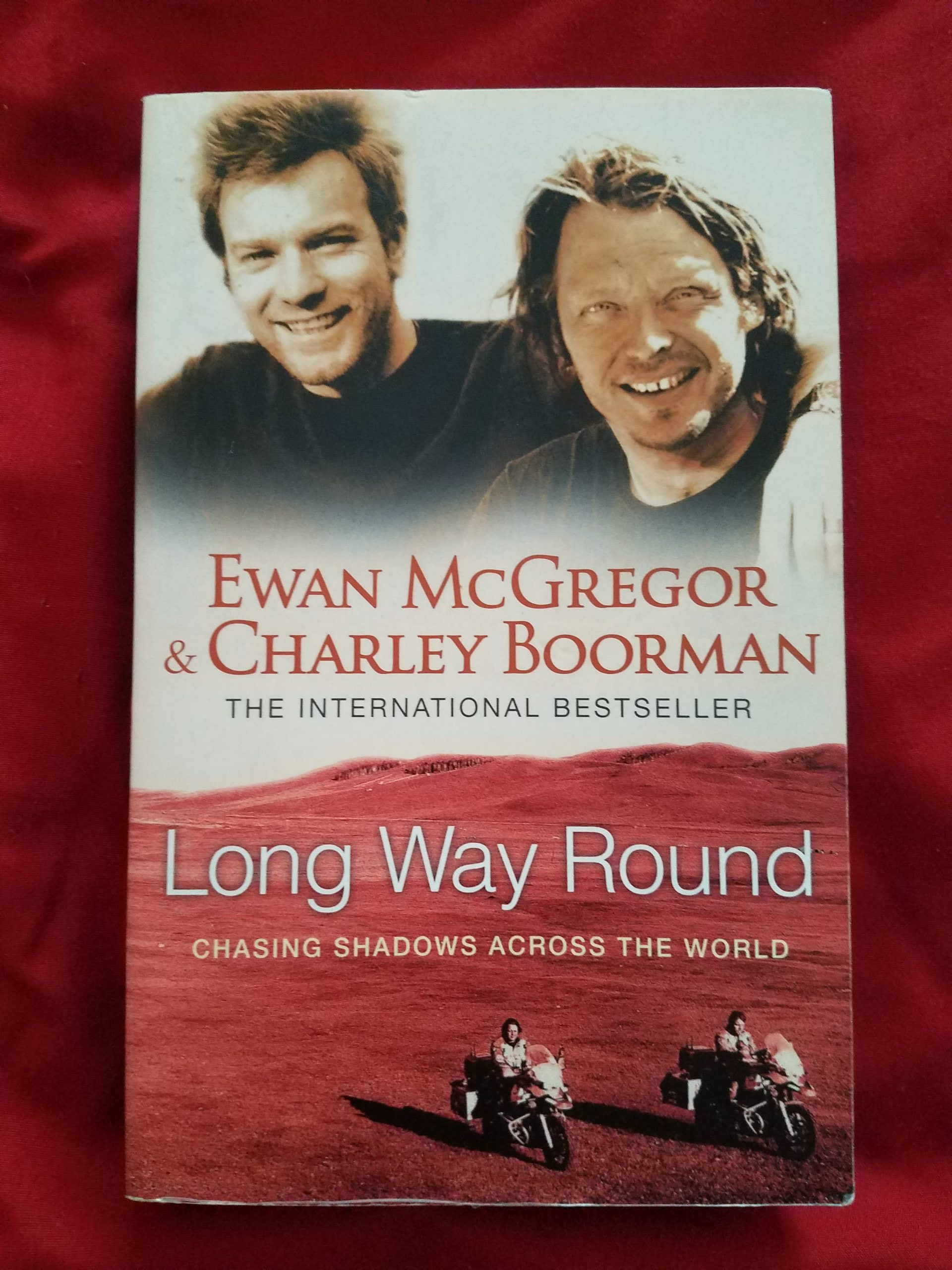 Long Way Round: Chasing Shadows Across the World - 9 to 5 Voyager