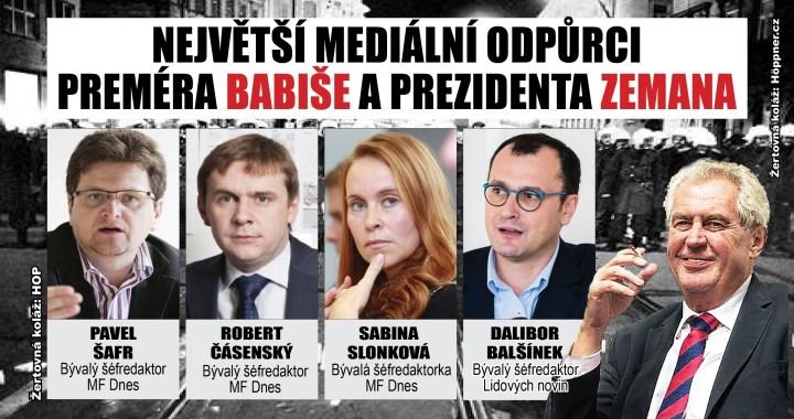 Babiš koupí deníku MF Dnes především zabránil šíření propagandy, která dlouhé roky deformovala českou mediální scénu. Propad pultových prodejů takřka o polovinu