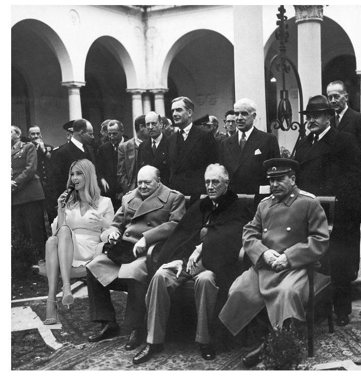 Ivanka nebude sedět v koutě! Ivanka Trumpová (37) se na summitu G20 mísila do debaty britské premiérky a francouzského prezidenta. Takhle to dopadlo