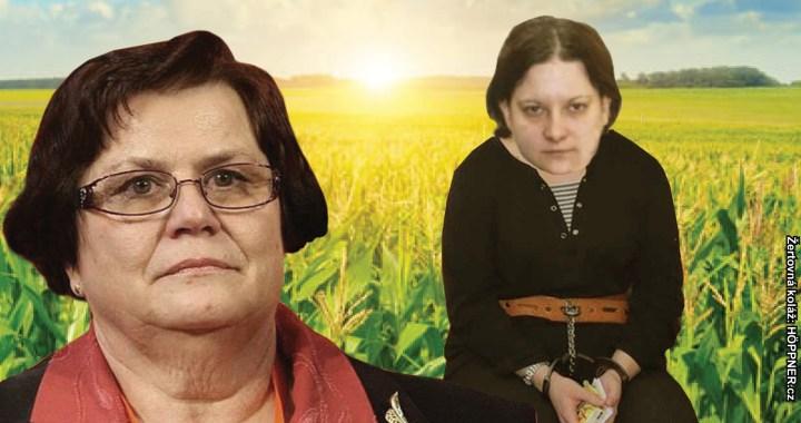 Tleskáme! Ministryně spravedlnosti Marie Benešová na stopě nejnebezpečnější vražedkyně Česka. Proč je na svobodě a těhotná? Přepadovka v Hradci. Milion chvilek pro lepší justici.