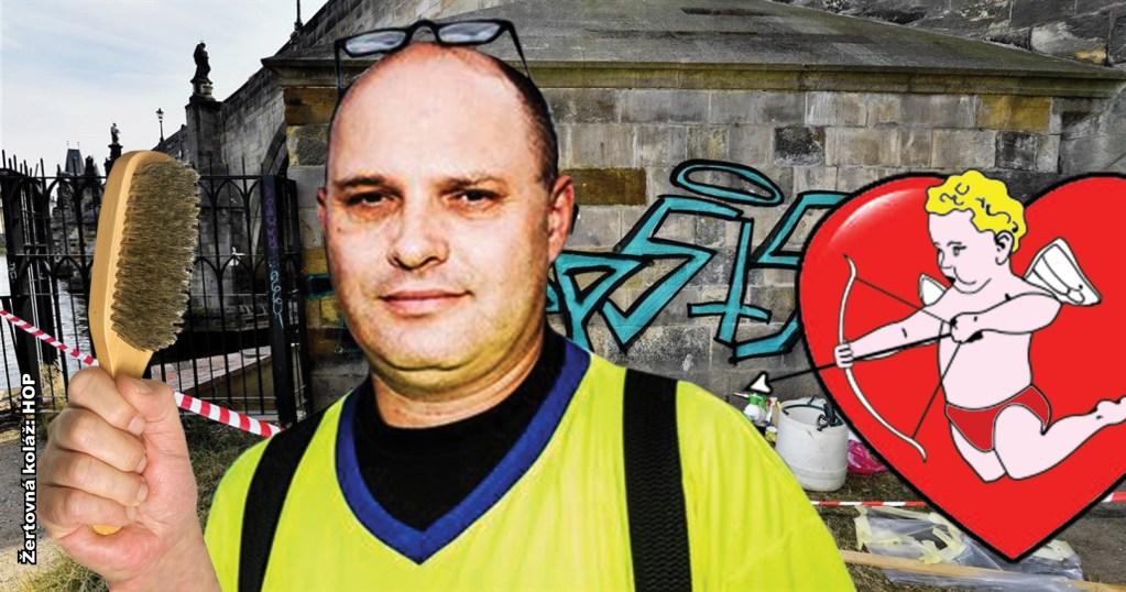 Vrah, který vyčistil Karlův most od graffiti satanistů, dostal několik nabídek k sňatku. Kdy bude svatba? Tři případy vrahů, kterým to vyšlo.