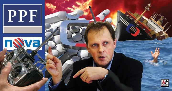 Tajná dohoda Babiš – Kellner? PPF kupuje Novu, Česká televize prožívá řízený kolaps. Lhaní ředitele Dvořáka ohledně galerie Leica? Jen malá taškařice ve srovnání s obrovskými změnami