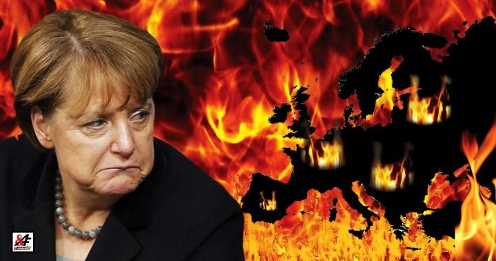 Merkelová 2019: Projekt s imigranty selhal. Merkelová 2010: Projekt s imigranty selhal. Politické Déja vu, které navždy zničilo Evropu. Grafy, které jinde nenajdete. Prognóza: Němci budou  menšinou ve vlastní zemi ještě v tomto století. Jak to bude u nás?