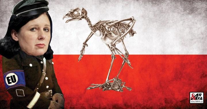 """Nehoráznost! Evropské unii se nelíbí polské zákony a hrozí tvrdým trestem. Vyžene Jourová Polsko z EU? Poláci: """"Když nás potrestáte, odejdeme."""""""