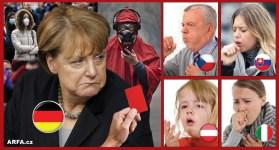 Koronavirus: To snad ne! Německo zadržuje na svém území zásilky s rouškami do České republiky a dalších zemí? Miliony respirátorů v německých skladech, zatímco v Evropě umírají tisíce lidí