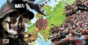 Ve stínu koronaviru: USA přesouvá do Evropy obrovské množství vojáků, letadel a tanků. Jsme na pokraji války, říká expert. USA dosud nikdy neobsadila Evropu tak silnou armádou jako teď.