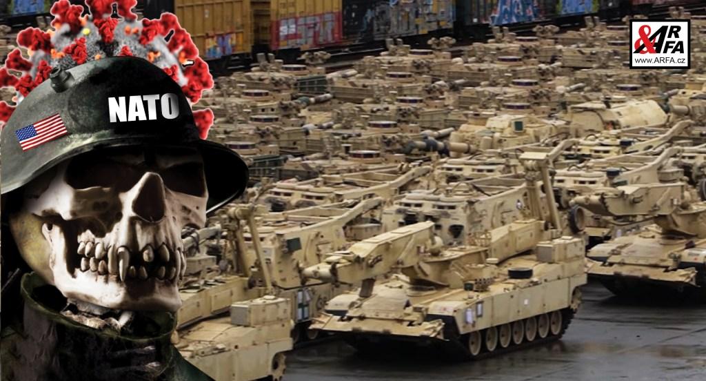 To je děs! Vojáci USA v Evropě: 32 nakažených koronavirem, tři tisíce do karantény. Celkem je jich tu 72 tisíc – proč nejedou domů? Obrovské manévry Defender Europe u ruských hranic prý pozastaveny, ale…