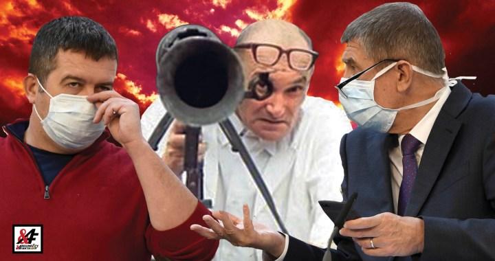 Začíná projekt největšího sledování lidí v dějinách ČR. Armáda v pohotovosti. Německo se s tím nepáře: Za odpírání karantény proti koronaviru alou do blázince! Přidávají se i další země