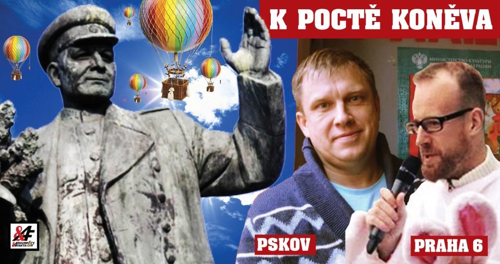 """Exkluzivně: """"My toho Koněva chceme!"""" Starosta Kolář dostal zásadní dopis od Ligy mládeže Pskovské oblasti. """"Obracím se na vás jako na kolegu, vedoucího obce,"""" píše předseda Ligy. Starosta se zatím skrývá, ale…"""
