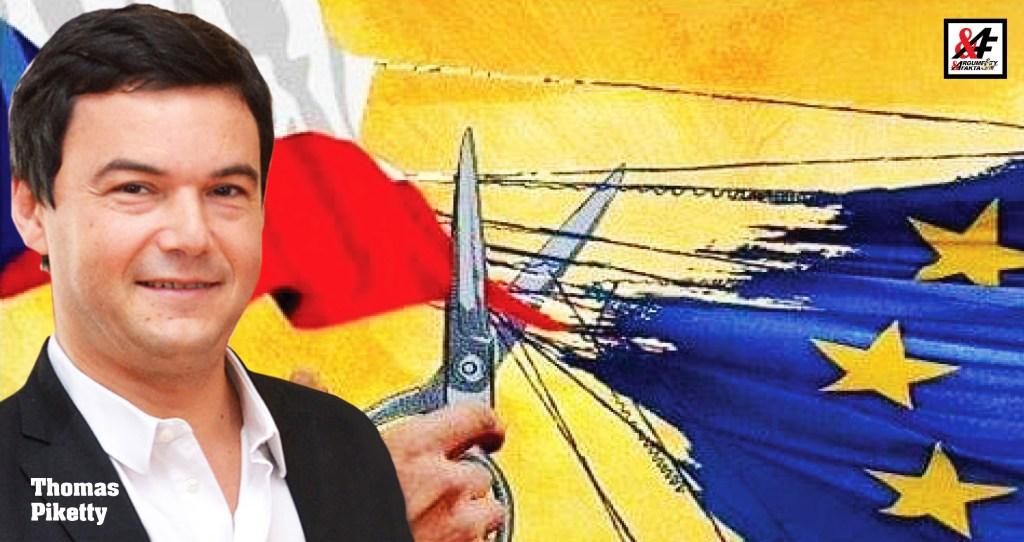 """Česko po koronaviru: """"Češi jsou poraženým národem. Na členství v Evropském unii prodělali nejvíc,"""" říká jasně světoznámý ekonom Piketty. Je čas se zamyslet, co dál – a s kým"""