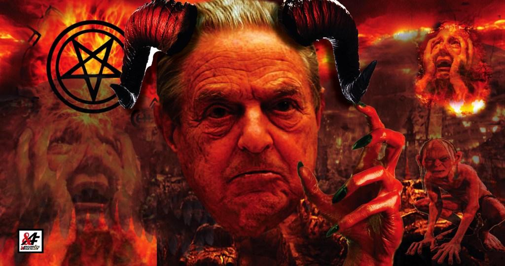 """Kníže chaosu George Soros: """"Propusťte všechny vězně!"""" Koronavirus posílá z vězení vrahy a násilníky.  Již stovky jsou na svobodě"""