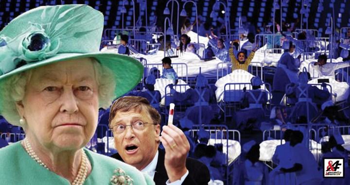 """Děsivé: Útok na rodinu pod záminkou COVID-19. Mrazivé plány šéfa WHO: """"Chceme nástroje, abychom mohli odvádět podezřelé přímo z jejich domovů."""" Poselství královny Alžběty k dětem. Blíží se COVID-20?"""