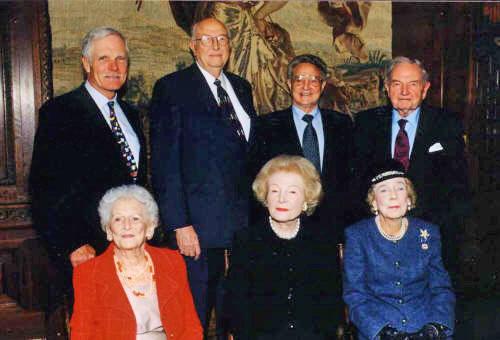 klub nejbohatších lidí Dobrý klub Soros Gates, pokec24