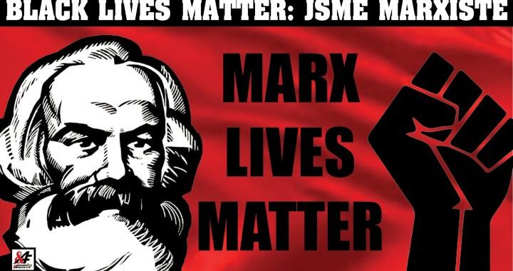 """Black Lives Matter ukázalo karty: """"Jsme školení marxisté! Trénovaní organizátoři! Našim cílem je odstranit Trumpa z Bílého domu."""" VIDEO jako důkaz. Statistika: Nejvíc mlátí černí bílé"""
