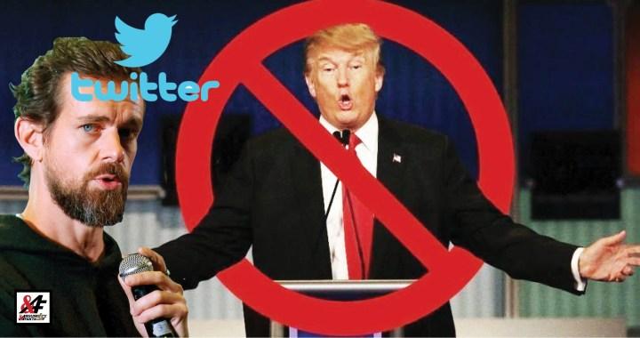 Musíte vidět: Zakázaný Trump. Twitter smazal VIDEO (4 minuty), ve kterém prezident USA vyzývá k ukončení brutálního řádění rváčů a násilníků z hnutí ANTIFA. Tady je.