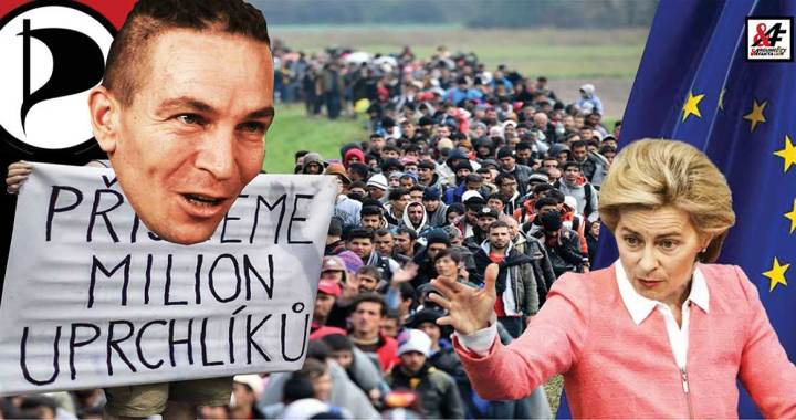 """""""Piráti jsou zelení fanatici, chtějí tady miliony migrantů a rozvrácené rodiny. Hrozím se dne, kdy budou u moci."""" VIDEO. Premiér Babiš konečně na rovinu o Pirátské straně, skutečných extremistech v parlamentu"""