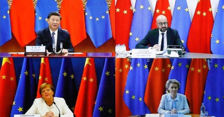 """Lze ještě podlézat víc? Německo a Evropská unie žadoní na kolenou před Čínou: """"Zachraňte nás! Bez vás to nezvládneme!"""" Německý projekt Čtvrté říše před krachem"""