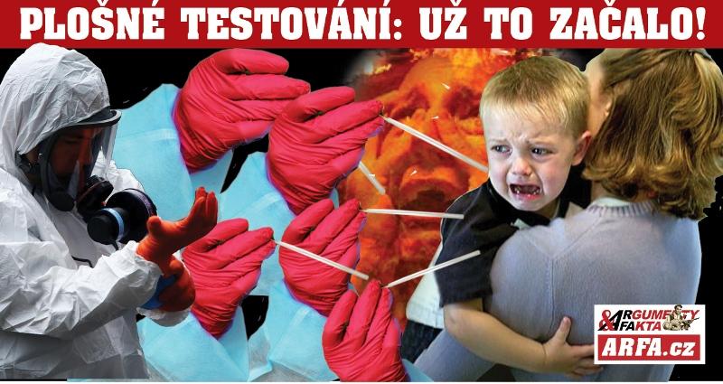 Takhle začíná fašismus? Slovensko jako první stát na světě: plošné covid-testy! Tvrdé potrestání těch, kteří řeknou NE! Děsivý zvukový záznam zoufalé matky v porodnici, které hrozí odebrat dítě. Tohle na nás chystal Prymula!