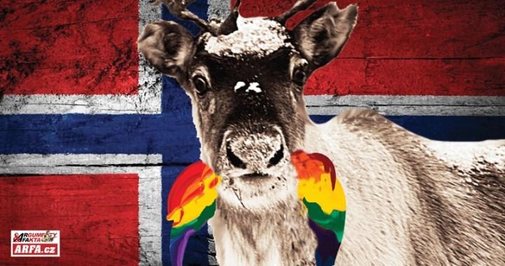Pššt, je demokracie! Za kritiku homosexuálů, transsexuálů a jiných LGBT nadšenců – vězení. Zatím v Norsku. Brzy u nás? Třídní boj nahrazen bojem protežovaných menšin všeho druhu proti mlčící většině.