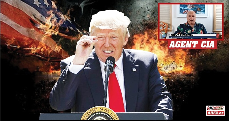 """Zfalšované volby v USA: """"Trump nechal tajně označit všechny korespondenční lístky vodoznakem,"""" říká ve výbušném rozhovoru bývalý agent CIA. Past na Demokraty. Jsme svědky největšího volebního podvodu v dějinách USA?"""
